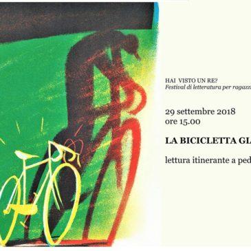 La bicicletta gialla – evento gratuito per bambini