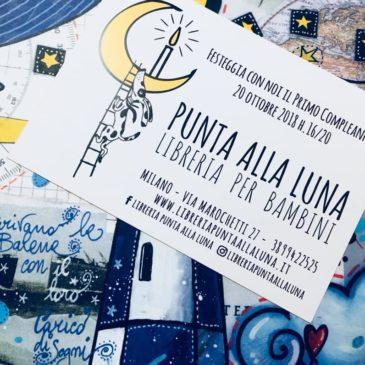 FESTA DEL PRIMO COMPLEANNO DELLA LUNA