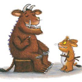 Natale con il Gruffalò per piccoli lettori