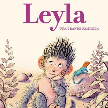 Leyla, Una grande famiglia – Ed. Nomos – euro 16,90